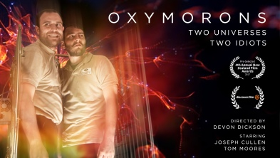 Oxymorons poster