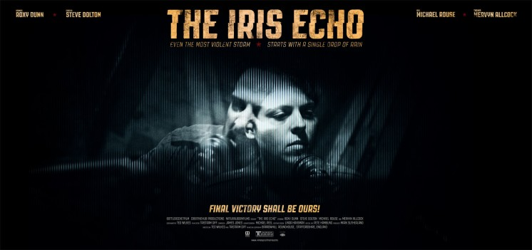 The Iris Echo - Widescreen Poster Small
